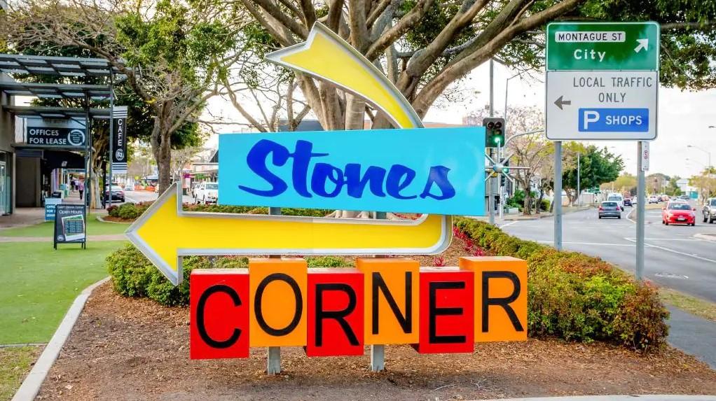 Stones Corner